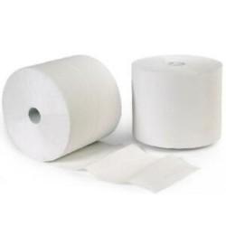 Confezione doppia rotoli pulitutto in carta
