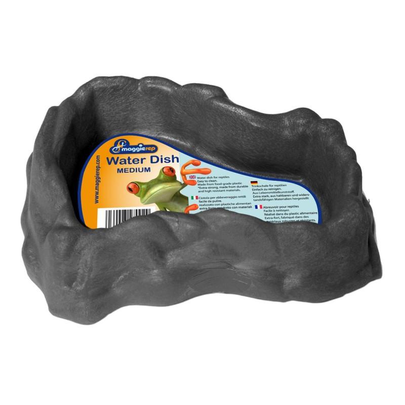 Ciotola Water Rep effetto roccia S M L