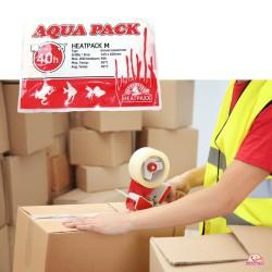 Heatpack - sacchetto riscaldante 40h per trasporto