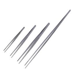 Pinze Tweezer in acciaio VARIE MISURE