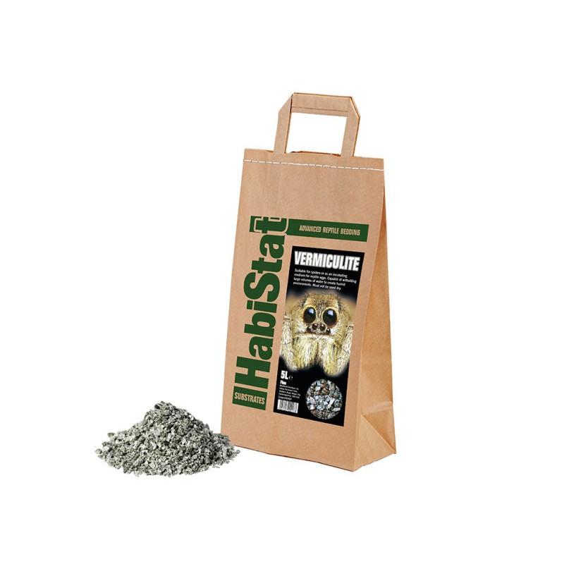 Vermiculite Habistat Fine 5l