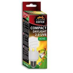 "Lampada UVB 2% 13W compatta MINI ""Daylight"""