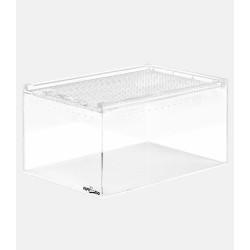 Terrario in plexiglass Reptizoo 30x20x15h