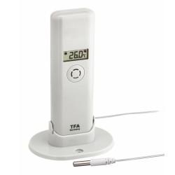 Termometro con sonda e schermo per APP...