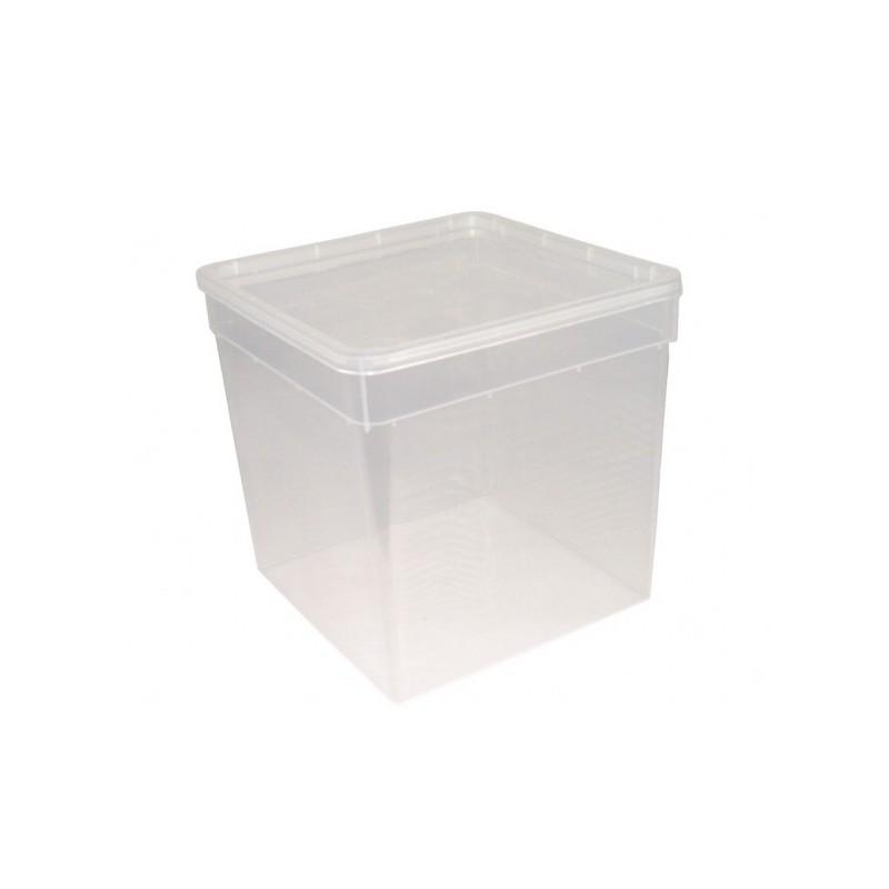 Braplast Contenitore 18,5x18,5,19h 5,8Lt