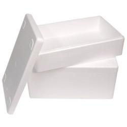 Box in polistirolo ALTA DENSITA`40x28x27,5h