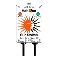 Habistat Sun Switch - sensore per accensione diurna