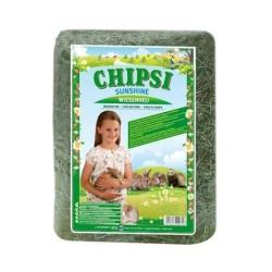 Chipsi Sunshine - fieno di prato di alta qualità 4kg