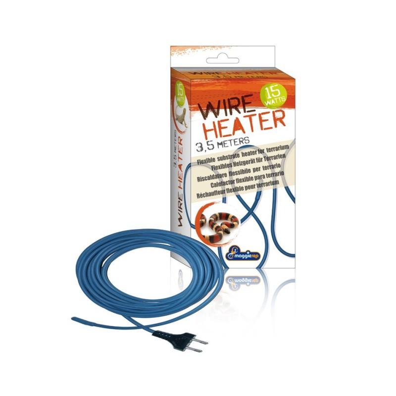 Cavo riscaldante 3,5mt 15W WIRE HEATER