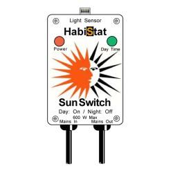 Habistat Sun Switch - sensore per accensione diurna