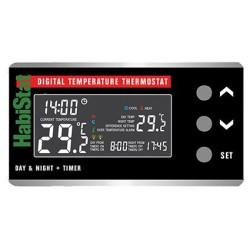 Habistat Digitale Day/Night + timer termostato on/off